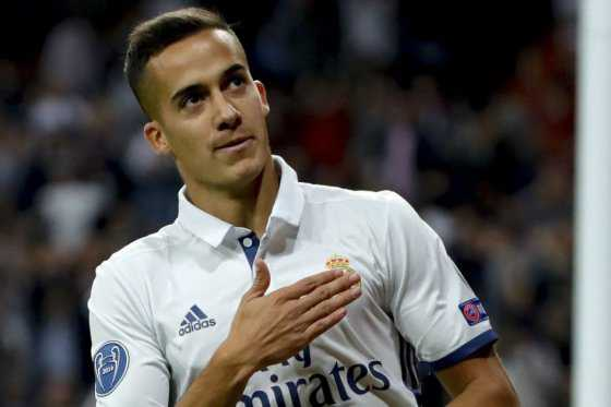 Lucas Vázquez renueva con Real Madrid hasta 2021