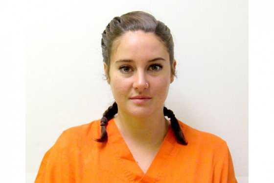 Protagonista de «Divergente» es arrestada por protestar contra oleoducto