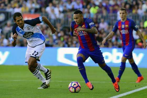 Neymar renovará con Barcelona hasta 2021
