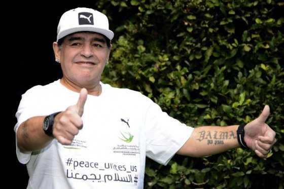 Maradona: «Sin Messi el resto de jugadores no dan lo mejor en Argentina»