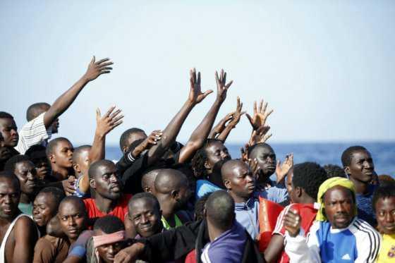 Cifra de migrantes muertos en el Mediterráneo llega a un récord lamentable