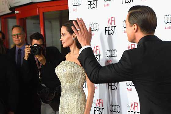 Angelina Jolie estaría arrepentida de pedir el divorcio a Brad Pitt