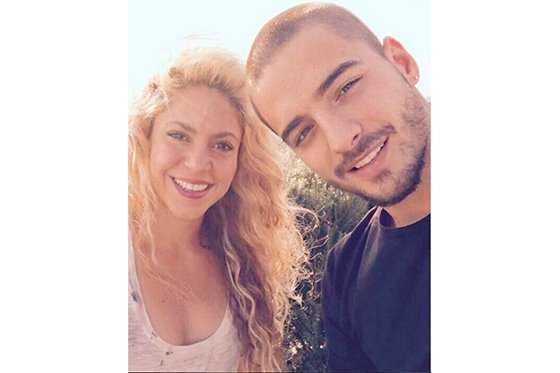 Canción de Shakira y Maluma se llamará «Chantaje»