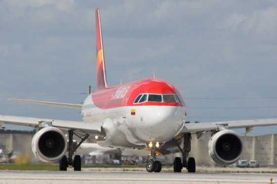 Avianca canceló vuelos desde y hacia Caracas tras incidente aéreo en Venezuela