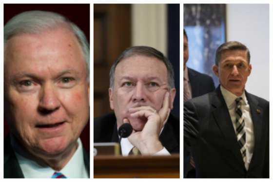 ¿Quiénes son las tres fichas que eligió Trump para su gabinete?