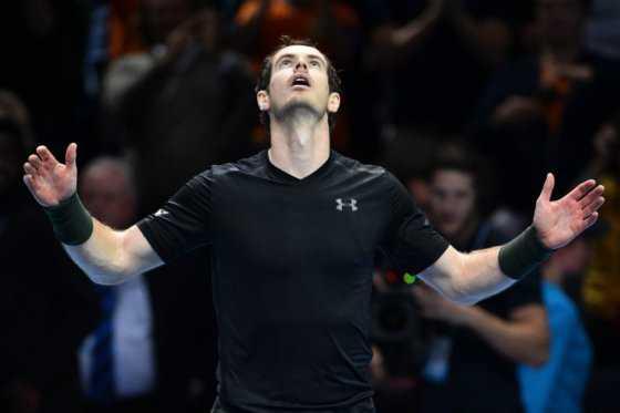 Murray venció a Raonic y disputará por primera vez la final del Masters de Londres