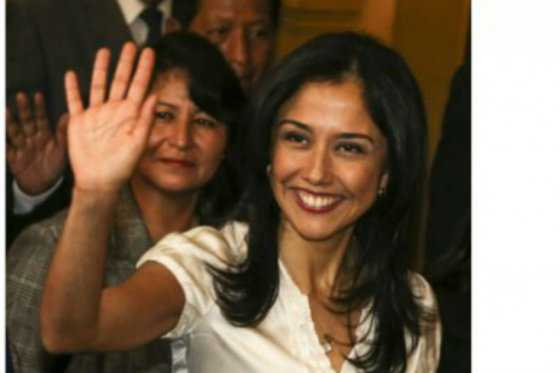 La polémica rodea a la exprimera dama del Perú