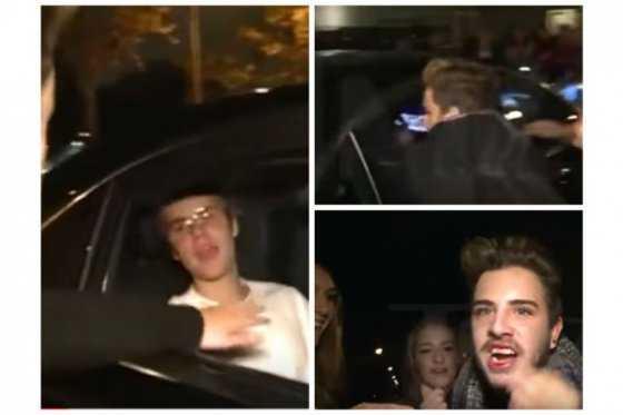 Justin Bieber de nuevo en el ojo del huracán: golpeó a un fan en Barcelona