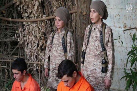 Estado Islámico hizo que cuatro niños ejecuten a supuestos espías