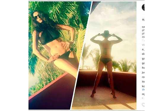 Foto de Catherine Zeta-Jones causa sensación en Instagram