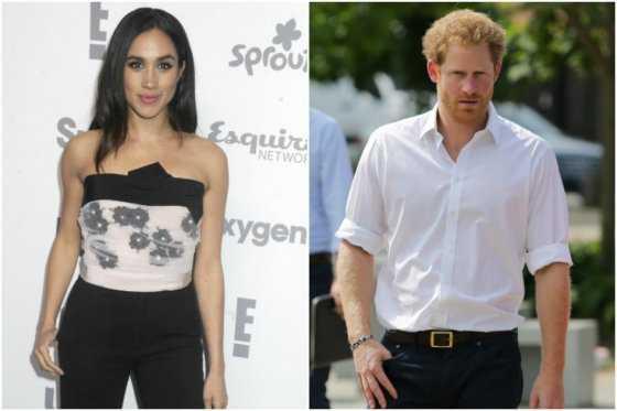 Actriz Meghan Markle sería la nueva novia del príncipe Enrique
