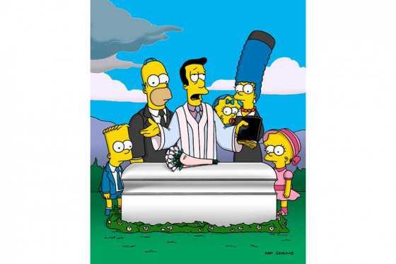 «Los Simpson» protagonizan especial «Día de los muertos»