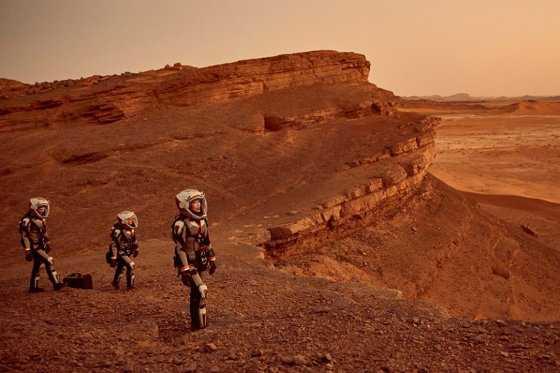 «Mars»: la colonización de Marte a través de la cinematografía