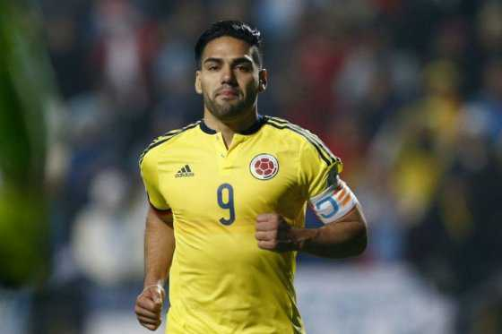 Falcao vuelve a la selección de Colombia