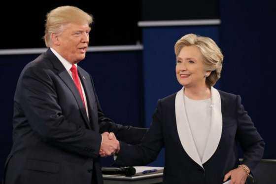 Trump no presentaría cargos contra Hillary Clinton por escándalo de correos