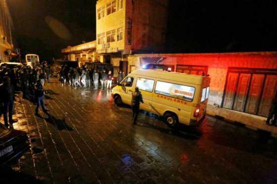 Tiroteo al sur de Jordania deja nueve muertos