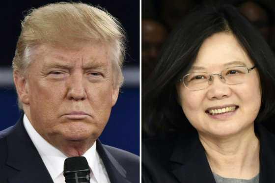 ¿Por qué fue un error de Trump llamar a la presidenta de Taiwán?