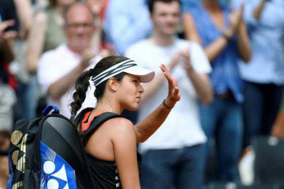 La tenista serbia Ana Ivanovic, exnúmero uno del mundo, se retira