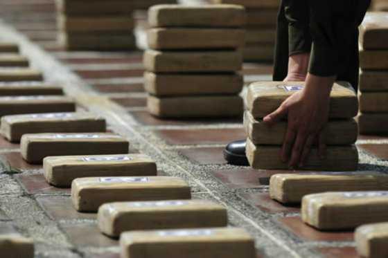 Contenedor colombiano con 389 kilos de cocaína fue decomisado en el caribe guatemalteco