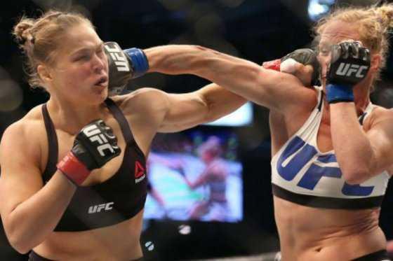 Ronda Rousey volverá al octágono en el UFC 207