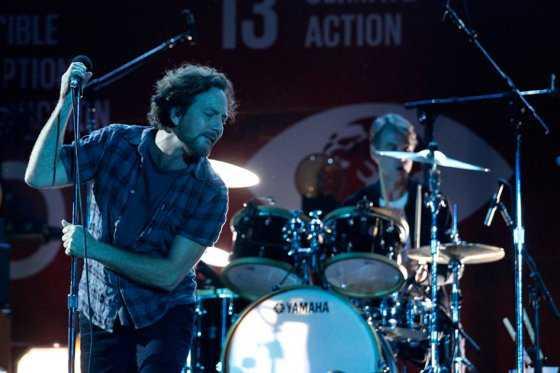 Pearl Jam, Joan Baez y Tupac Shakur entran al Salón de la Fama del Rock