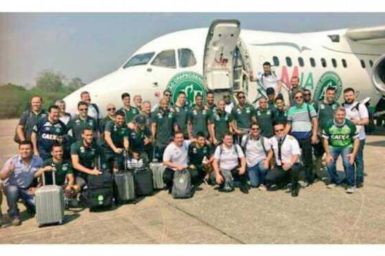 LaMia no ha efectuado pago de seguros a familiares de las víctimas de tragedia del Chapecoense