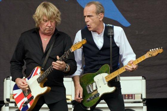 Murió en España Rick Parfitt, guitarrista de Status Quo