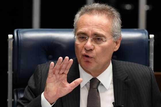 Otro lío para el nuevo Gobierno de Brasil: presidente del Senado, juzgado por desfalco