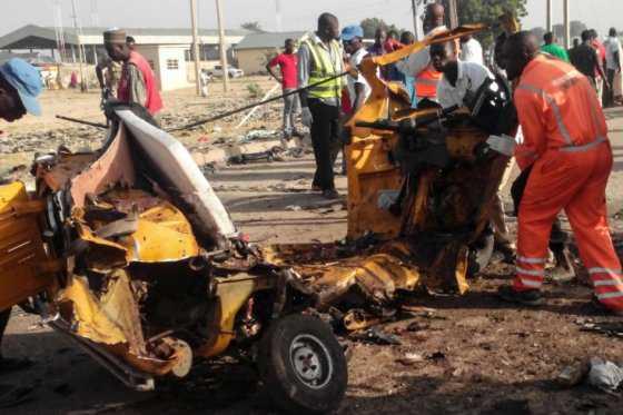 Dos bombas suicidas en Nigeria dejan más de 45 muertos