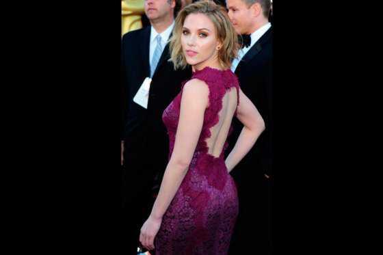 Scarlett Johansson, la actriz más taquillera de 2016