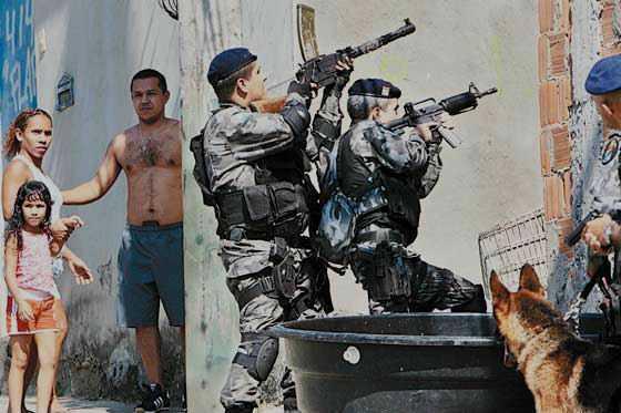 Así es como Brasil busca combatir los homicidios y el crimen organizado
