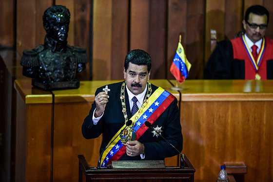 Maduro ratifica su compromiso de diálogo con oposición en Venezuela