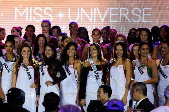 Miss Universo anuncia cambios en la gala del próximo domingo