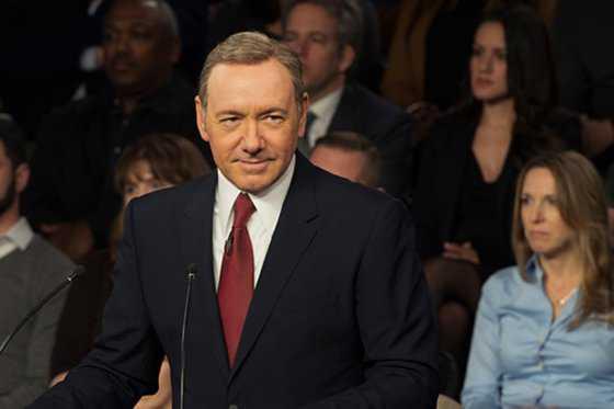 «Nosotros hacemos el terror»: Netflix anuncia quinta temporada de «House of cards»