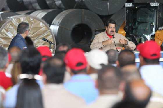 Maduro exigió a Vargas Lleras que pida perdón por «agresión» xenófoba
