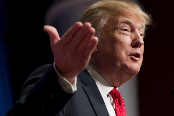 Trump confía en que el Senado aprobará todas las designaciones de su gabinete