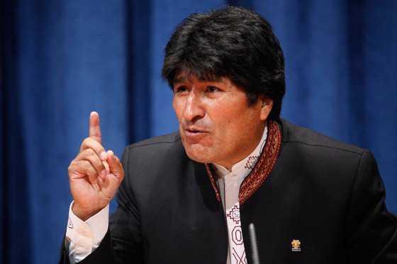 Bolivia es desde este domingo miembro del Consejo de Seguridad de la ONU