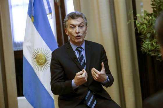 Macri espera que justicia admita que es «mentira» denuncia contra él por Panamá Papers
