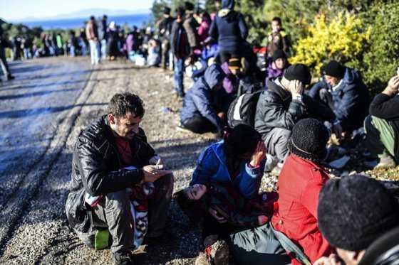 ACNUR insta a Europa a prepararse ante otra posible avalancha migratoria