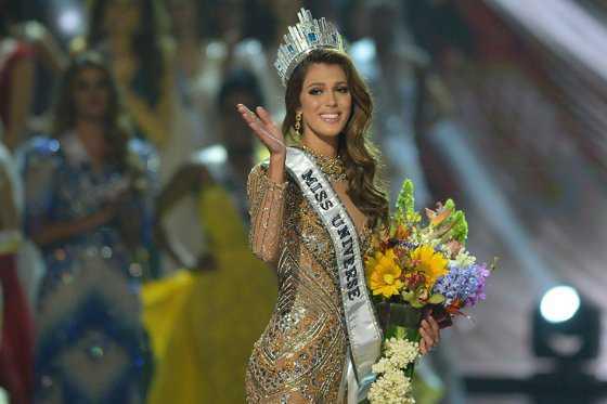 Iris Mittenaere, de Francia, es la nueva Miss Universo