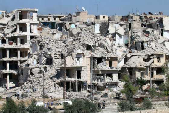 Alepo celebró el Año Nuevo en calma en los primeros días de tregua