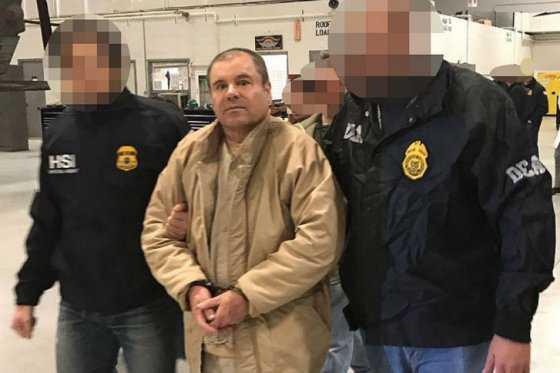 Juez ordena a «El Chapo» estar presente en audiencia del próximo viernes