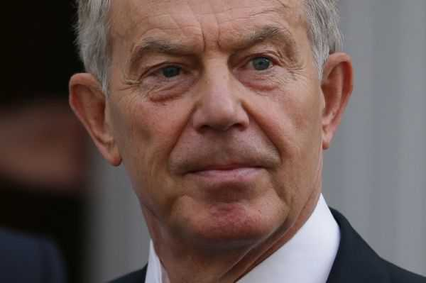 Tony Blair pide rebelarse contra el Brexit