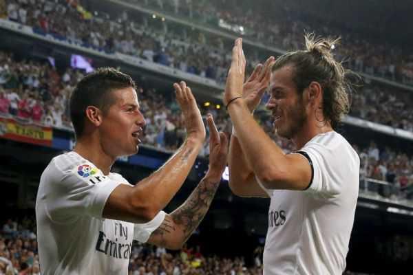 Regresa Bale a la titular, James sería suplente ante el Villareal