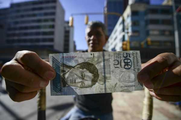 El misterio de las 30 toneladas de billetes venezolanos
