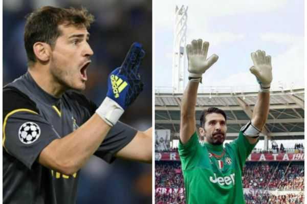 Casillas ante Buffon, el duelo estelar de la Champions