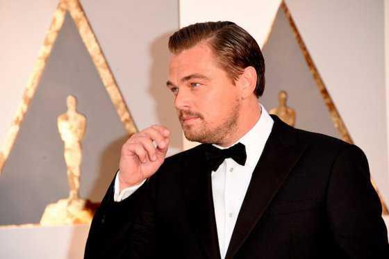 Leonardo DiCaprio, el primer invitado que confirma su asistencia a los premios Óscar
