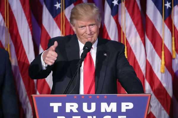 «Hay que empezar a ganar guerras»: Trump