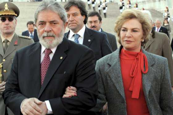 Murió esposa de expresidente Lula da Silva