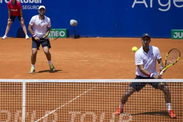 Juan Sebastián Cabal y Robert Farah, a la final del ATP de Buenos Aires